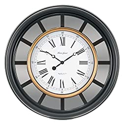 kieragrace Retro wall-clocks, Black