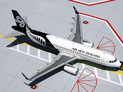 Gemini Jets 200 Air New Zealand A320 with Sharklets (New C/S) (1:200-Scale)