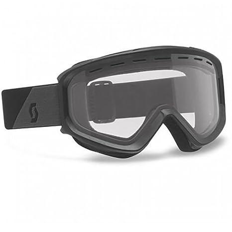 26c1fe7c03f3 Amazon.com   Scott Fact Snow Goggle (BLACK