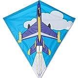 30 In. Diamond Kite - Jet Plane