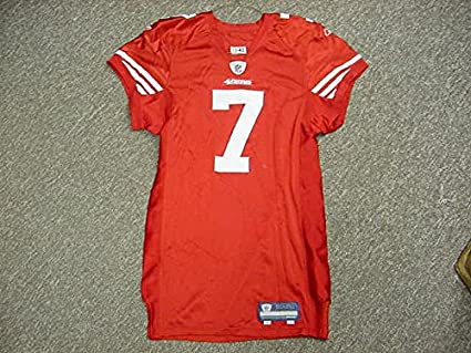 buy popular a7c98 608a5 Colin Kaepernick San Francisco 49ers 2011 Game Worn Jersey ...