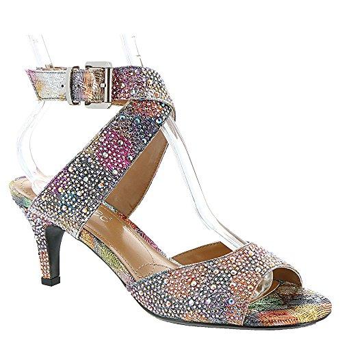 Compre barato para Niza J.renee Para Mujer Soncino Plata / Colores Pastel El mejor vendedor barato en línea Tienda de Outlet en línea qqdE3