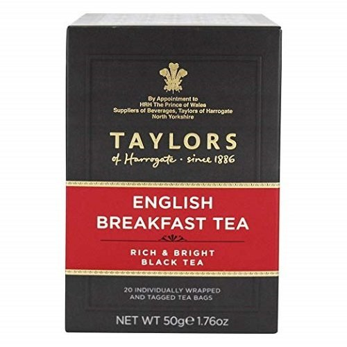 Taylors English Breakfast 20-count (Pack of 3)