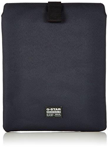 G-STAR RAW Originals I Pad Sleeve - Organizador de bolso Unisex adulto Negro (raven 976)