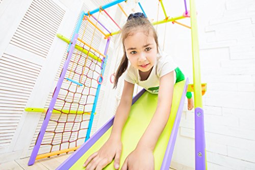 EZPlay Koala Indoor Playground – Jungle Gym, Indoor Climbers, Play Structures