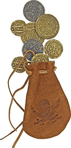 Denix Pieces of Eight Leather Bag