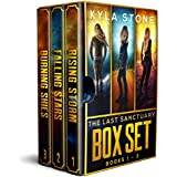 The Last Sanctuary Box Set Books 1-3: A Near-Future Apocalyptic Survival Series