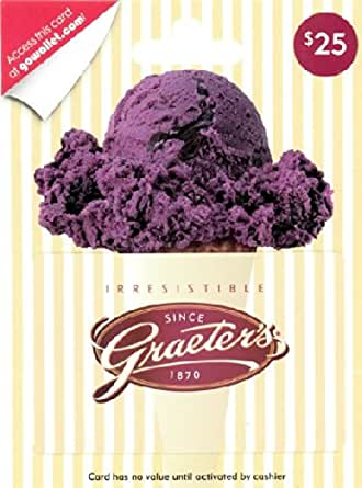 Amazon.com: Graeter's Ice Cream $25 Gift Card: Gift Cards