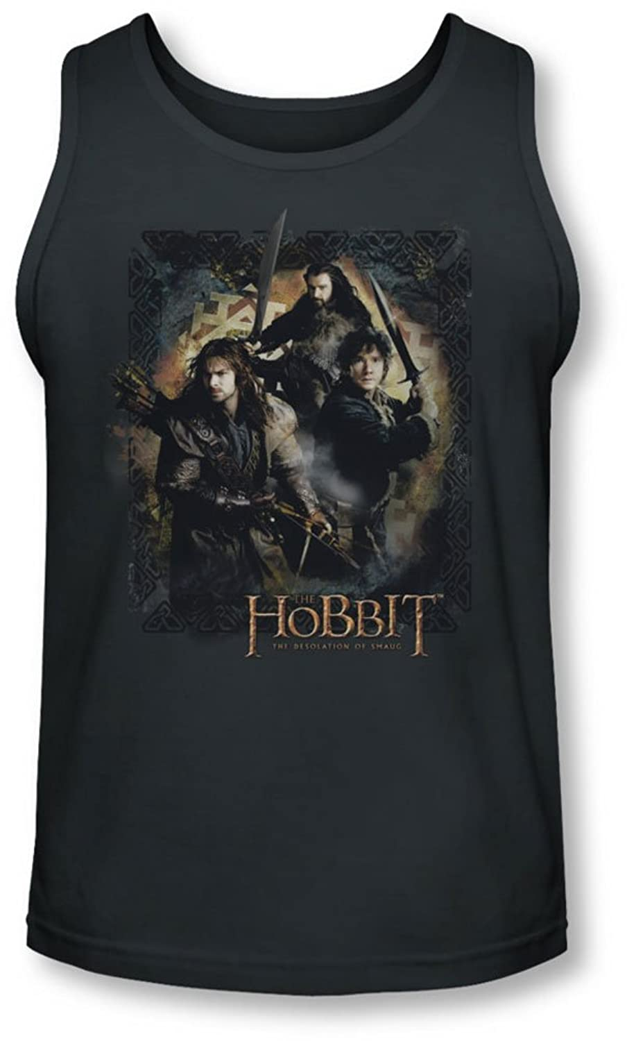 Hobbit - Mens Weapons Drawn Tank-Top
