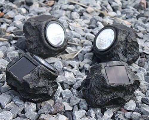 12V Garden Rock Lights - 9