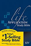 Life Application Study Bible KJV, Personal Size
