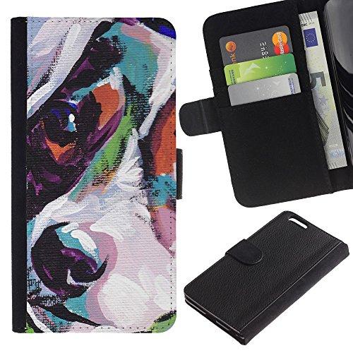 SoulCase / Apple Iphone 6 Plus 5.5 / Poker Cards Heart Jack Art / Mince Noir plastique couverture Shell Armure Coque Coq Cas Etui Housse Case Cover