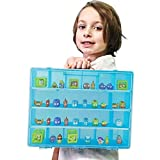 Life Made Better Toy Organizer. Fits Up to 100 Figures. Compatible With Grossery Gang TM Figures