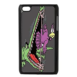 SYSD Ipod Touch 4 Phone Case Crocodile,Customized Case KJ65951902