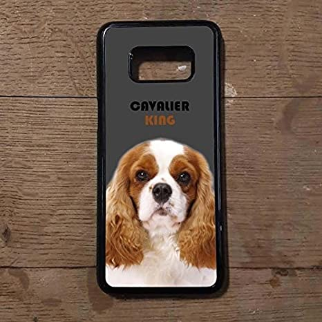 Cavalier King Cover Cellulare Samsung Smartphone Cane Dog Breed