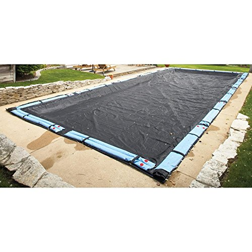 16x32 Rect Pool - Arctic Armor BlueWave WC658 In-Ground 8 Year Mesh Winter Cover for 16' x 32' Rect Pool