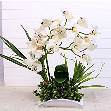 Amazon Situmi Artificial Flowers The Orchid Home Decoration