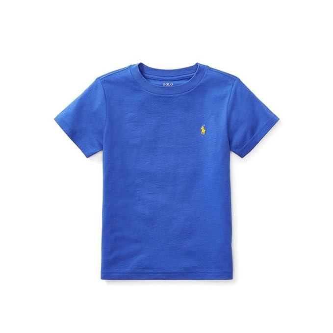 Ralph Lauren - Camiseta - para Hombre Azul Azul 24 Meses: Amazon.es: Ropa y accesorios