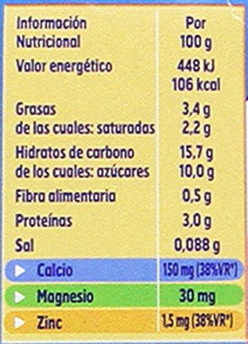 Nestlé Yogolino Postre lácteo con Pera - Para bebés a partir de 6 meses - Paquete de 8x4 tarrinas de postre lácteo de 100g: Amazon.es: Alimentación y ...