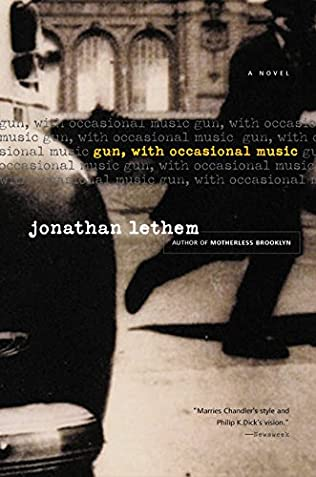 book cover of Gun, with Occasional Music
