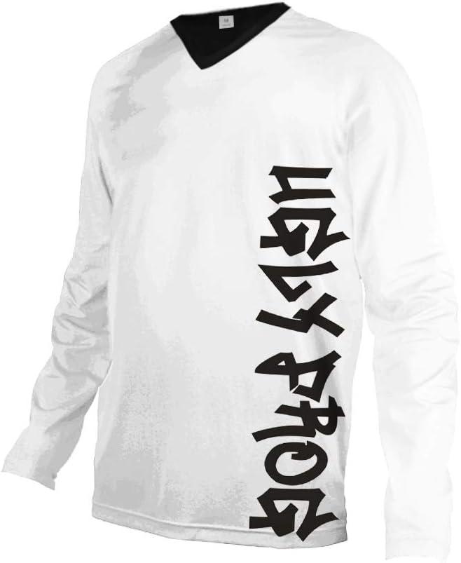 Uglyfrog Hip hop Cool Racewear Downhill Jersey DH//AM//XC//FR//MTB//BMX//Moto Shirt
