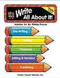 Write All about It, Grades 1-3, Patty Carratello, 1557345007