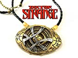 BlingSoul The Eye of Agamotto Necklace - Doctor Strange Jewelry Collection Large