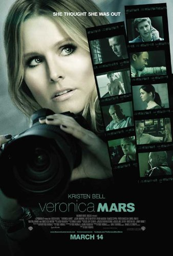 Image result for veronica mars poster