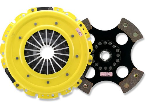 ACT HC4-SPR4 Sport Pressure Plate with Race Rigid 4-Pad Clutch Disc