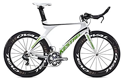 2013 Kestrel 4000 LTD Shimano Dura Ace Di2 White Bicycle