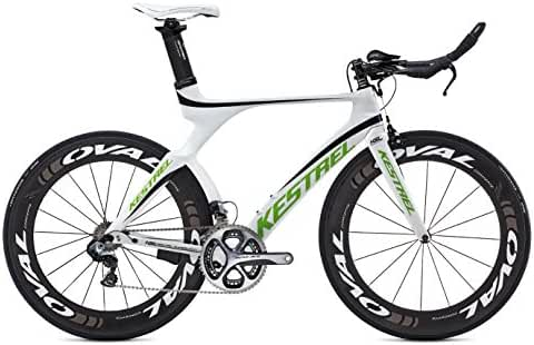 2013 Kestrel 4000 LTD Shimano Dura Ace Di2 3035116350 White 50CM Road Bike