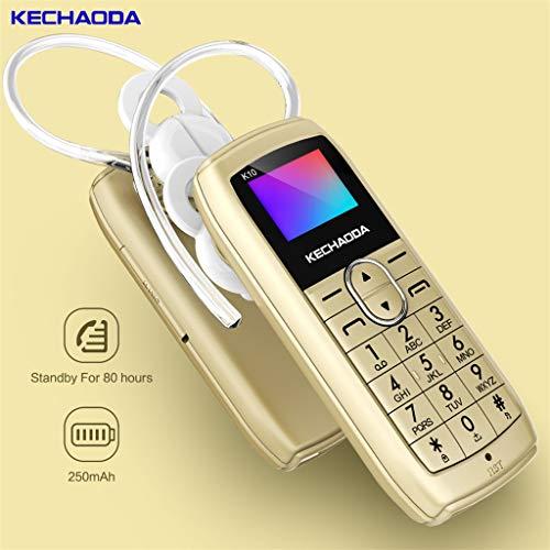 3e6c6b3bf7da0a ... KECHAODA K10 GSM Mobile Phone 2G Unlocked Phone 250mAh for Old Elderly  Man ...