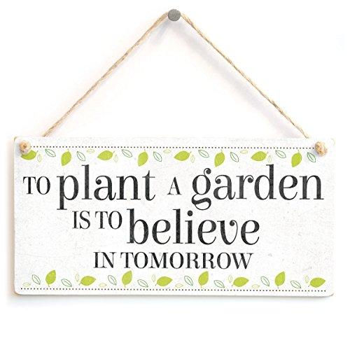JamieFox To Plant A Garden Is To Believe In Tomorrow - Lovel