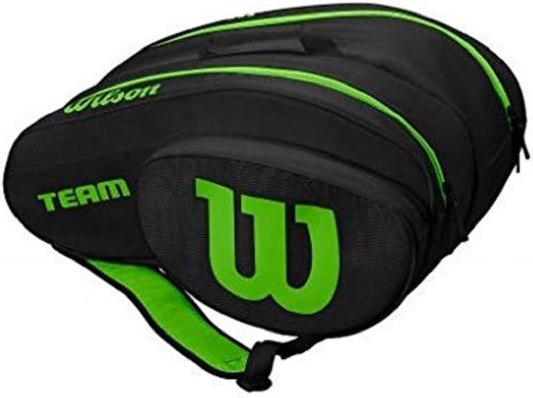 Wilson Padel Bag Patelero , 2 compartimentos principales