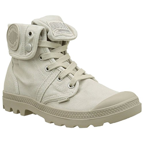 Palladium Pallabrouse Baggy 92478-062 Canvas Womens Boots - Rainy Day String - 39.5