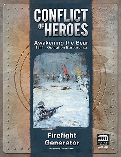 (Conflict of Heroes: Awakening the Bear - Firefight Generator)