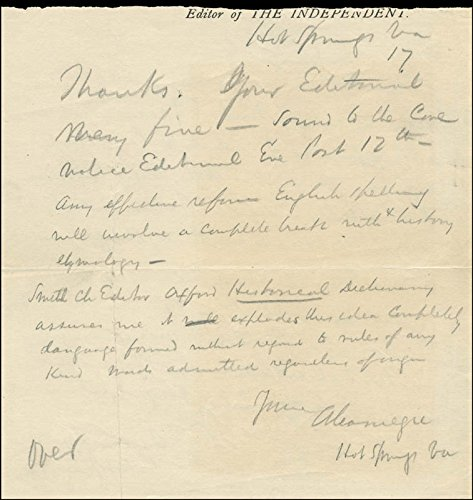andrew-carnegie-autograph-letter-signed-03-17-1906
