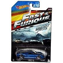 Fast & Furious Movie car FORD GT-40 hot wheels fast five rare 08/08