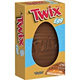 TWIX Easter Caramel Cookie Bar Candy Easter Egg Centerpiece 5oz Egg Deal (Small Image)