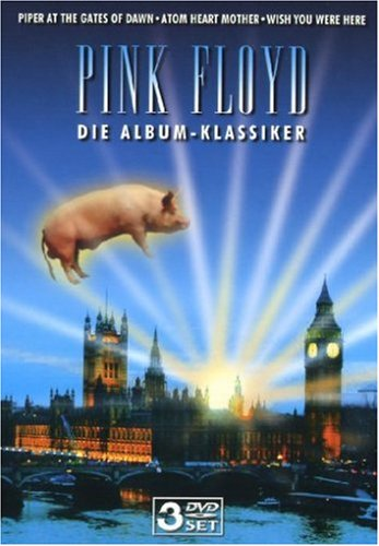 Pink Floyd - Landmark Albums (3 DVDs) [Alemania]: Amazon.es