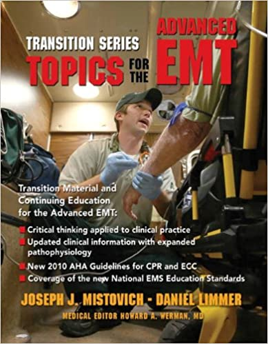 transition series topics for the emt
