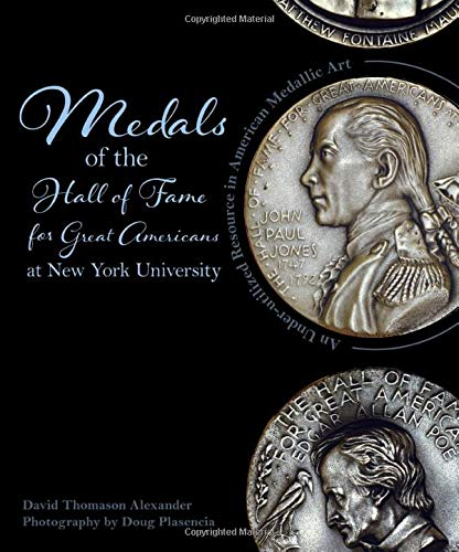 Amazon.com: Medals of the Hall of Fame for Great Americans ...