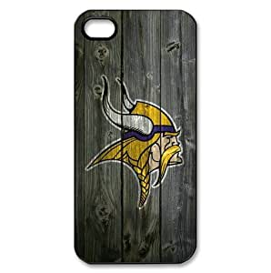 Fitted iPhone5 Cases NFL Vikings logo back covers