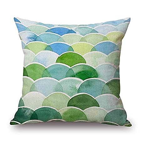 Cuscini Verdi.Mayuan520 Cuscini Cuscino Cuscini Decorativi Cuscino Geometrico