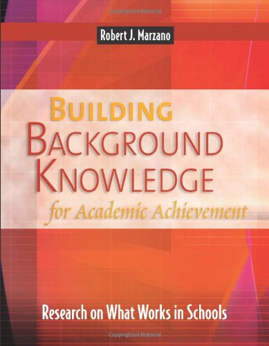 building academic language - 8