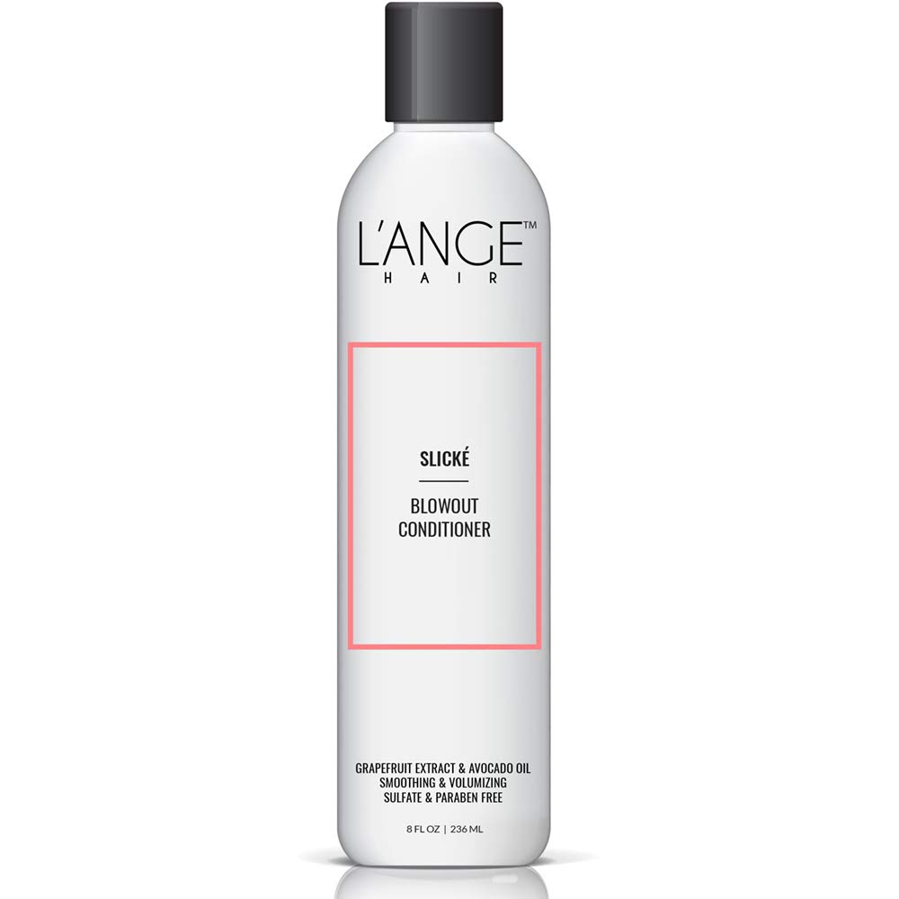 L'ange Hair Slicke Blowout Conditioner, 8 Ounce