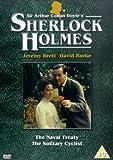 Sherlock Holmes: The Naval Treaty/The Solitary Cyclist [DVD]