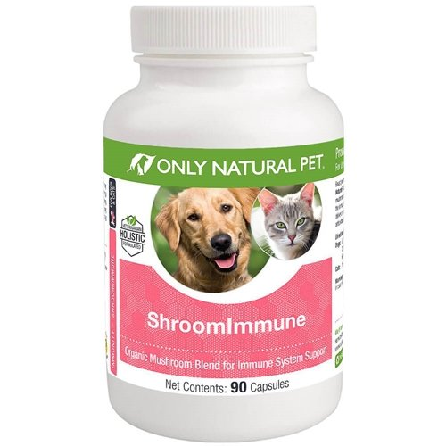Only Natural Pet ShroomImmune 90 Capsules by Only Natural Pet