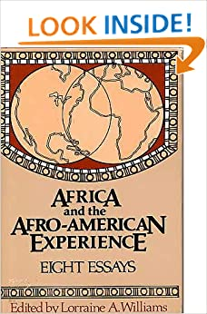 afro american essays What you can also use is our set of 20 topics on african american literature with 1 sample essay and our guide on literary analysis paper on these topics references: andrews, william l, frances smith foster, and trudier harris.
