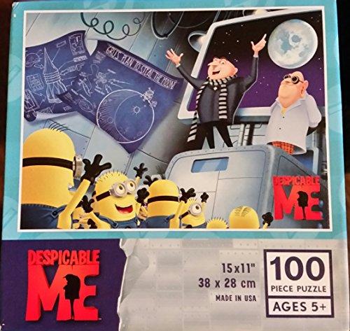 Despicable Me Puzzle, Gru & Minions (Minion Gru)
